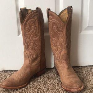 Nocona Cowboy Boots size 8.5